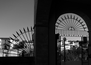 Arch and Arrows, Ronda, Spain  2014